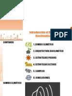 CLASE MODELO - Arquitectura y Sostenibilidad