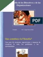 7 Filosofía Directivos y las Organizaciones.ppt