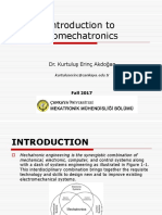 Introduction Tobio Mechatronics