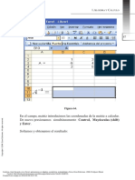 Sistema de Cramer en Excel