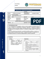 Programa Planificacion Investigacion EIC EEP 1erBm2019