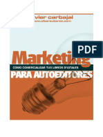 Marketing Para Autoeditores