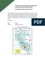 Proyecto Rio Chicha en Apurimac