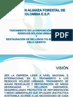 Presentación Tecnologia Basura Cero 2019