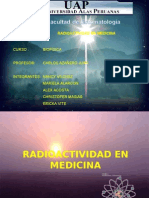 Radio Isotopo Medico Final 1197082472481704 3 Ppt Share)