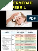 Enfermedad febril