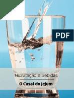 O Casal Do Jejum - Bebidas e Hidratação