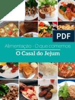 O CASAL DO JEJUM - O QUE COMEMOS.pdf
