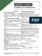 Algebra 05- FACTORIZACION.pdf