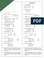 Reforzandome Sistema de Ecuaciones Con Tres Variables 4-j