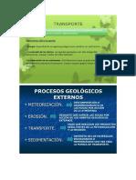 Trabajo de Geologia