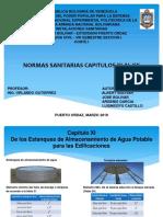 Diapositiva de Inst. Sanitarias