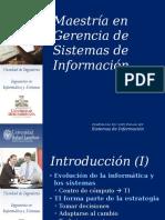 Presentación Maestría en Gerencia de Sistemas de Información.ppt