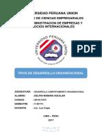 Tipos de desarrollo organizacional.docx