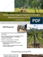 201706 Modernizing Irrigation Systems Drought Affected Provinces Viet Nam Adb Response