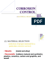 09. Materials Selection for Corrosion Prevention