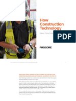 How Construction Technology