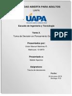 tarea 2. Teoría de decisiones - copia.docx