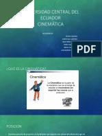 PRESENTACION Cinematica