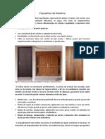 Esquadrias de Madeira.docx