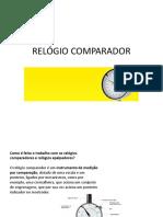 RELÓGIO COMPARADOR.pptx