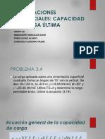 Fundamentos de Ingenieria de Cimentacion Prob. 3.4