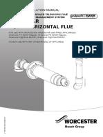 6100mm flue