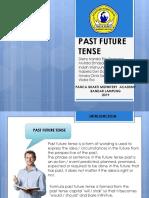 Kel 7. Past Future Tense