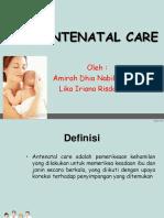 178709402 Antenatal Care Ppt