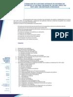 Formacion de Auditores Internos en SGC ISO 9000 2008