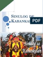Sinulog de Kabankalan