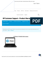 HP product warranty results HP ZBook 14 Mobile Workstation _ HP® Customer Support.pdf