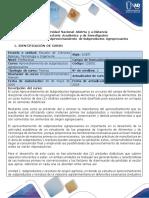 Syllabus Del Curso Aprovechamiento de Subproductos Agropecuarios