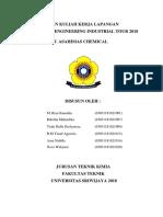 Kelompok 1 - PT Asahimas Chemical