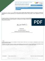 Certificado No Impedimento 1205028309
