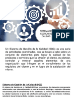 Implementacion ISO 9001-2015
