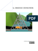 Tutorial Bridge Designer