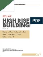 High rise profile