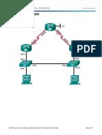 4.3.3.4 Lab - Configure HSRP.docx