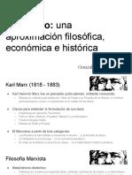Marxismo_ Una Aproximación Filosófica, Económica e Histórica