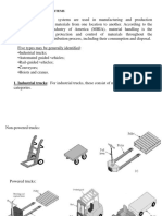 Unit-4 Material Handling Systems