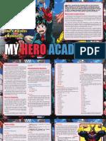 Adaptação - My Hero Academia!