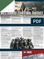 Adaptação - Mestrando com Final Fantasy