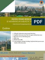 Smart City Dan Materi KRB BNPB