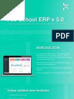 Web School ERP v5- The Powerful School Management Software