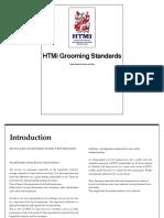 HTMi Grooming Standards 2015