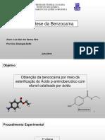 Síntese Da Benzocaina 3