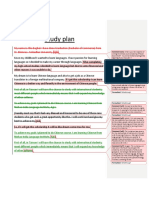 Alka Study Plan Correction