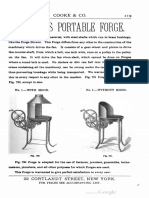 Forges and Blowers 1885