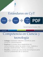 Estándares en CyT